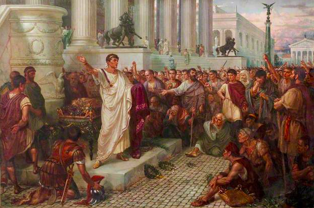 an analysis of the speech of mark antony against brutus murder of julius caesar Home » topics » mark antony vs brutus speech  was wrong about julius caesar brutus and mark antony speech  by putting brutus's speech against mark antony.