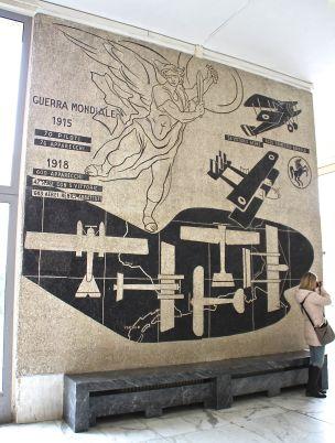 D_D_Italia - Exploring Forlì today - Mussolini's mosaics #11