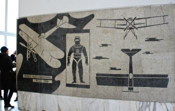D_D_Italia - Exploring Forlì today - Mussolini's mosaics #2