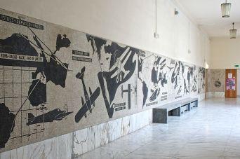 D_D_Italia - Exploring Forlì today - Mussolini's mosaics #4