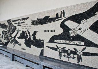 D_D_Italia - Exploring Forlì today - Mussolini's mosaics #5