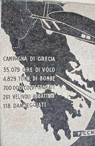 D_D_Italia - Exploring Forlì today - Mussolini's mosaics #6